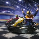 Kartfahren